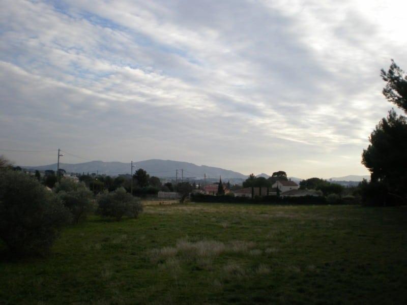 terrain constructible à marseille chateau gombert 13013