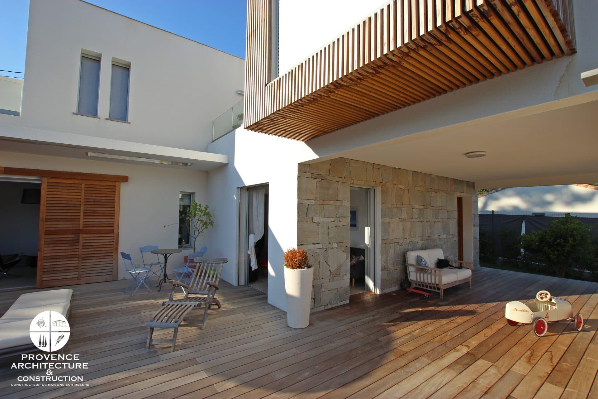 Constructeur De Maison Marseille votre maison contemporaine - provence architecture